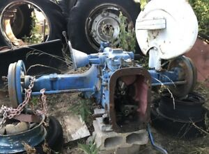 Ford 3000 Tractor Rear End
