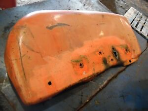 1958 Allis Chalmers D 17 Diesel Farm Tractor Right Fender