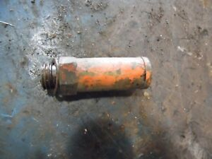 1958 Allis Chalmers D 17 Diesel Farm Tractor Power Steering Plug