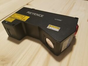 Keyence Lj v7200 2d Ultra high Speed In line Profilometer Lj v Series