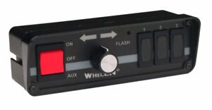 Whelen Traffic Advisor Control Head Tadctl1 01 0269813 00b New