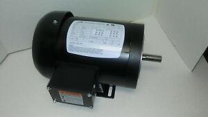 1 Hp 3600rpm 3 Phase