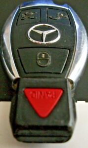 05 Mercedes Benz S430 Oem Key Fob S Class S500 Used