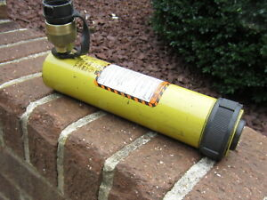 Enerpac Rc 106 Hydraulic Cylinder 10 Ton 6 Stroke Usa Made New W out Box