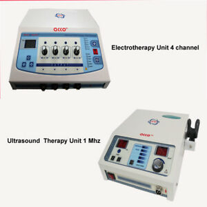 Acco Electrotherapy Therapy And Ultrasound Therapy Physiotherapy Machine