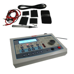 Physiotherapy Electric Simulator For Pain Relief electrotherapy Unit