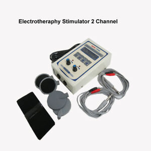 Mini Portable Tns Electrotherapy Pain Relief For Physiotherapy 2 Channel