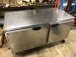 Beverage Air Ucr60a Under counter Commercial Refrigerator Stainless Portable