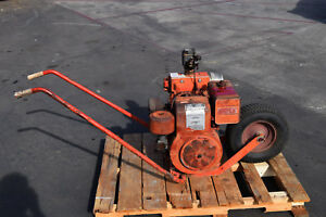 Briggs Stratton 16 Hp Portable Gas 300 Gpm Hale 40 Tnt Fire Pump Trash Water