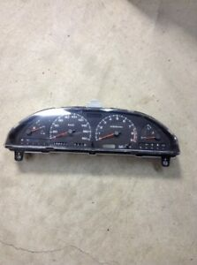 Nissan Jdm S13 180sx Gauge Cluster Silvia 240sx Led Lights