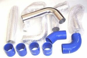 Treadstone Performance 2 75 Universal Fmic Intercooler Pipe Kit Apk275us Blk