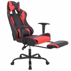 Gaming Chair High back Office Chair Racing Style Lumbar Support