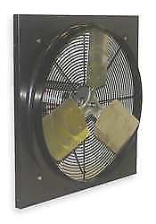 Dayton Exhaust Fan 20 Dia 3647 Cfm 115 V 24 X 24