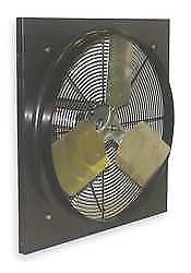 Dayton Exhaust Fan 12 Dia 912 Cfm 115 V 16 X 16