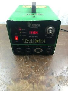 Midwest Fasteners Talon Capacitor Discharge Cuphead Stud Welder