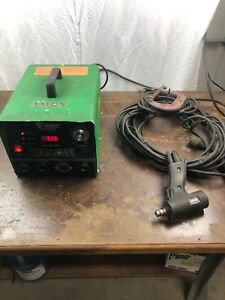 Midwest Fasteners Talon Capacitor Discharge Cuphead Stud Welder W Accessories