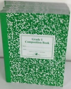 Lot Of 19 Roaring Spring Grade One Composition Book 10 X 8 Inches 50 Sheets Each