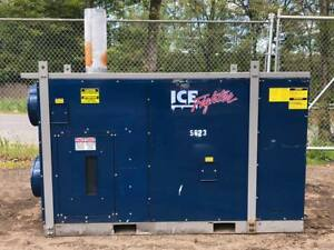2013 Frost Fighter Ihs 700 Lp ng Construction Heater Natural Gas Propane