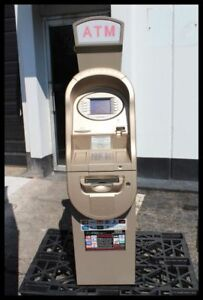 Hyosung Nh 1520 Mini Bank Atm Machine With Dispenser Fully Functional With Keys