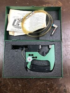 Federal A 300p 3 2 3 Air Snap Gage With Metal Case No Dial Vn