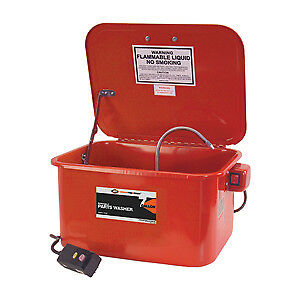 Aff American Forge 31350b 3 5 Gallon Parts Washer