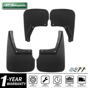 4pcs Splash Guard Mud Flaps For Ford Explorer 2018 Bb5z16a550aa Bb Front
