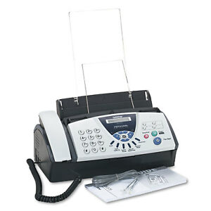 Brother Fax 575 Personal Fax Machine Copy fax Fax575
