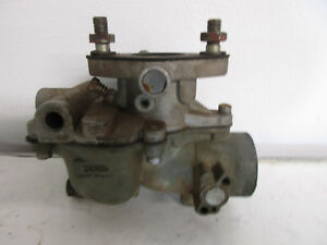 Ford Jubilee Zenith Carburetor