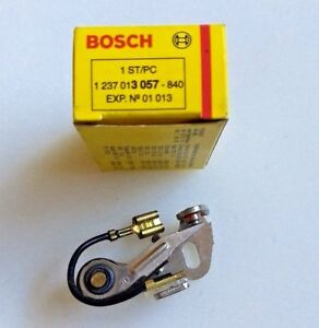 Bosch Distributor Ignition Points New Part 1237013057 01 013