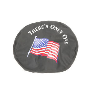 Oem New Mopar American Flag 32 33 Spare Tire Cover 1997 2018 Jeep Wrangler