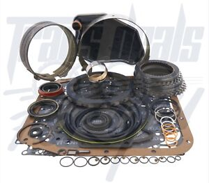 Ford 4r70w Transmission Raybestos Performance Gen 2 Deluxe Rebuild Kit 1996 03