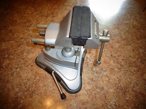 General Multi Angle 3 Tool Makers Vise W Vacuum Base