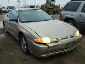 Console Front Floor Fits 00 05 Monte Carlo 672476