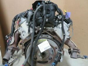 4 8 Liter Engine Motor Lr4 Gm Gmc Chevy 114k Complete Drop Out Ls Swap