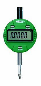 Insize No Auto Power Off Electronic Digital Indicator 1 25 4mm Resolution 00