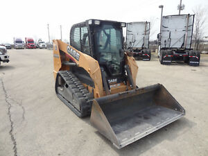 2014 Case Tr270 Skid Steer Track Loader See Pictures