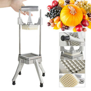 Vegetable Fruit Dicer Onion Tomato Slicer Chopper Restaurant Commercial Home Use