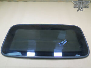 01 03 Acura Mdx Sunroof Glass Window Oem