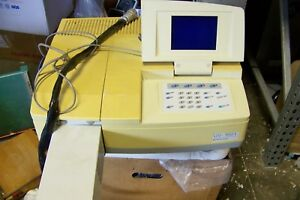 Shimadzu Uv 1601 Spectrophotometer Cps 240a Positioner For Parts Or Repair
