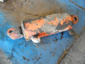 1955 Case 400 Gas Farm Tractor Eagle Hitch Lift Cylinder
