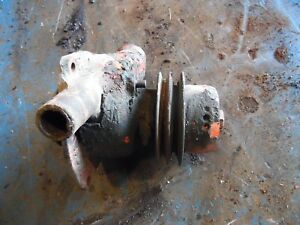 1955 Case 400 Gas Farm Tractor Water Pump