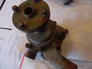 Oliver 1800 a Farm Tractor Water Pump