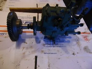 Oliver 1800 a Farm Tractor Injection Pump
