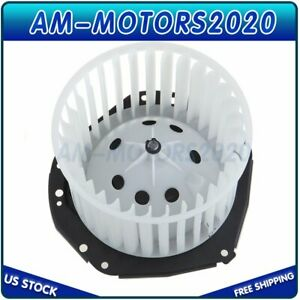 Heater Blower Motor Fan Cage For Chevy Gmc Pickup Buick Pontiac Olds Truck Front
