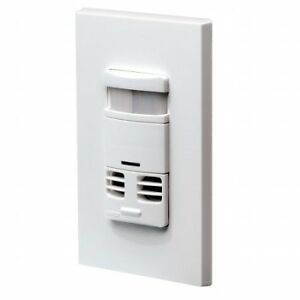Leviton Occupancy Sensor Switch White 120v