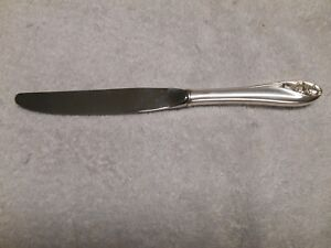 Gorham Lily Of The Valley Sterling Silver 8 7 8 Modern Hollow Knife No Mono