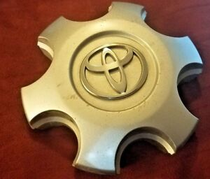 2005 2015 Toyota Tacoma Wheel Center Hub Cap 69461 69463 Silver Oem 42603 Ad060