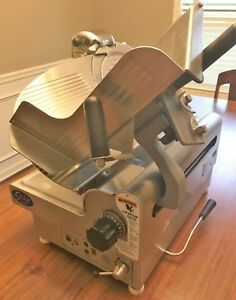 Globe 3850p Automatic Food Slicer New Knife Excellent Condition Very Clean