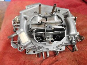 1973 73 440 Carter 6322s Rebuilt Thermoquad Dodge Charger Plymouth Road Runner