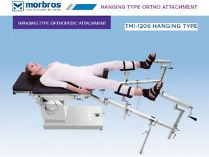 Operation Theater Surgical Table Hanging Type Ortho Attachment Surgical